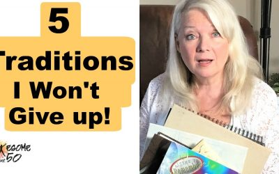 5 Traditions I'm not Willing to Give up