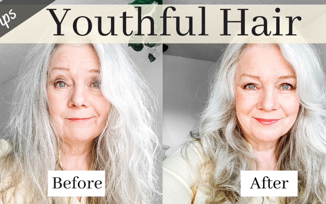 Youthful Looking Hair (Tips & Tricks)
