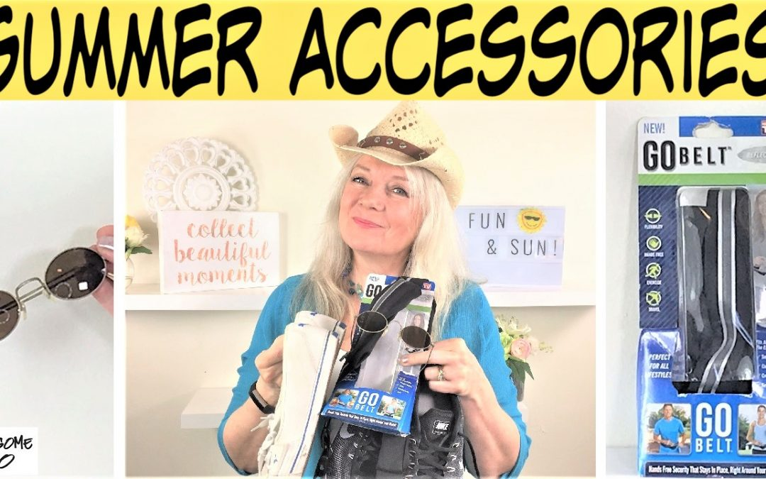 8 of My Go-To Summer Accessories
