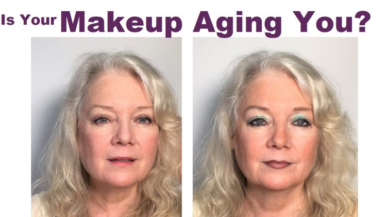 Is your Makeup Routine Aging You?