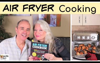Healthier Air Fryer Cooking