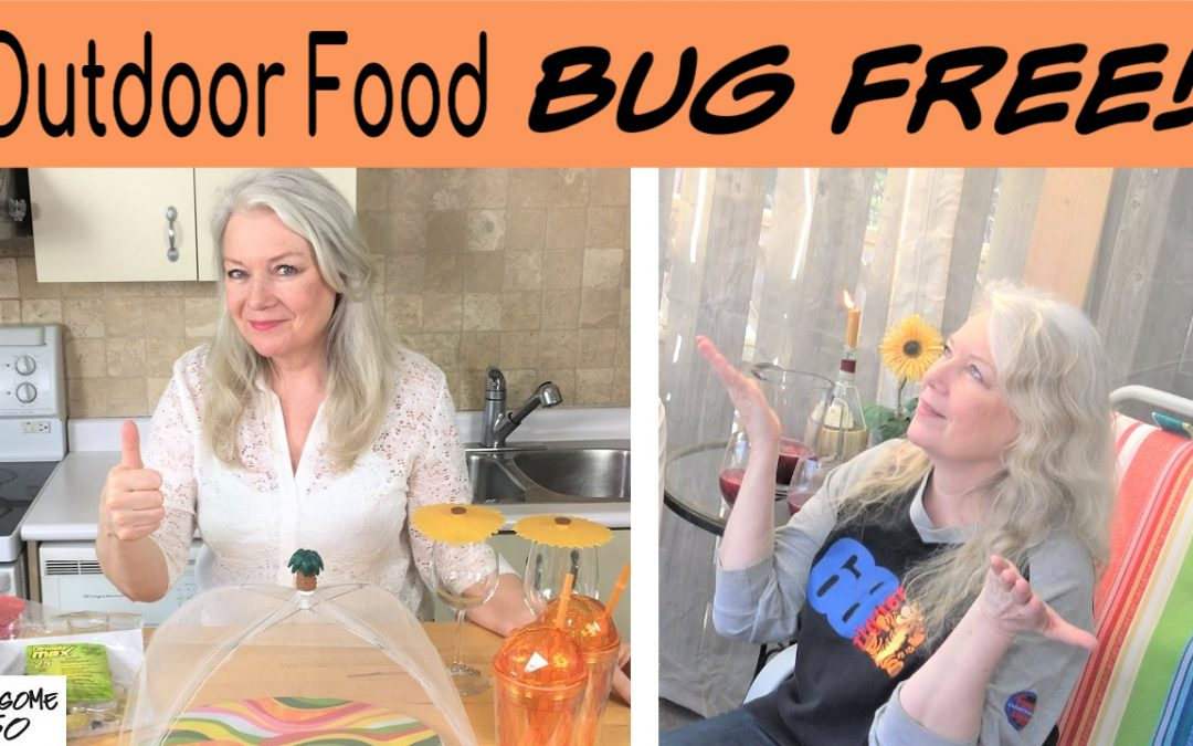 Outdoor Dining & Limiting Bugs