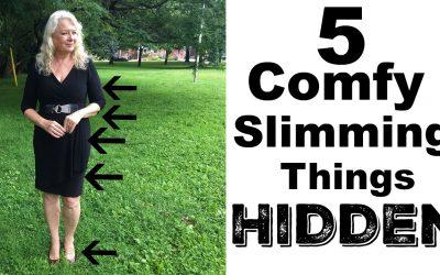5 Comfy & Slimming Things I'm Hiding