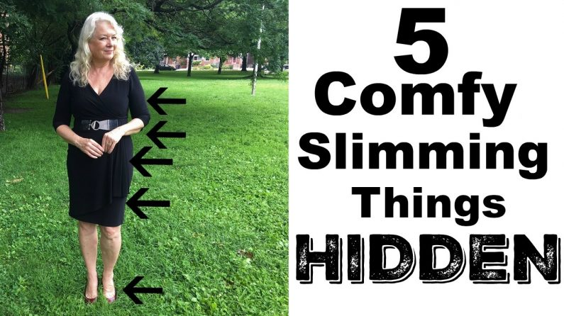 5 Comfy & Slimming Things I'm Hiding