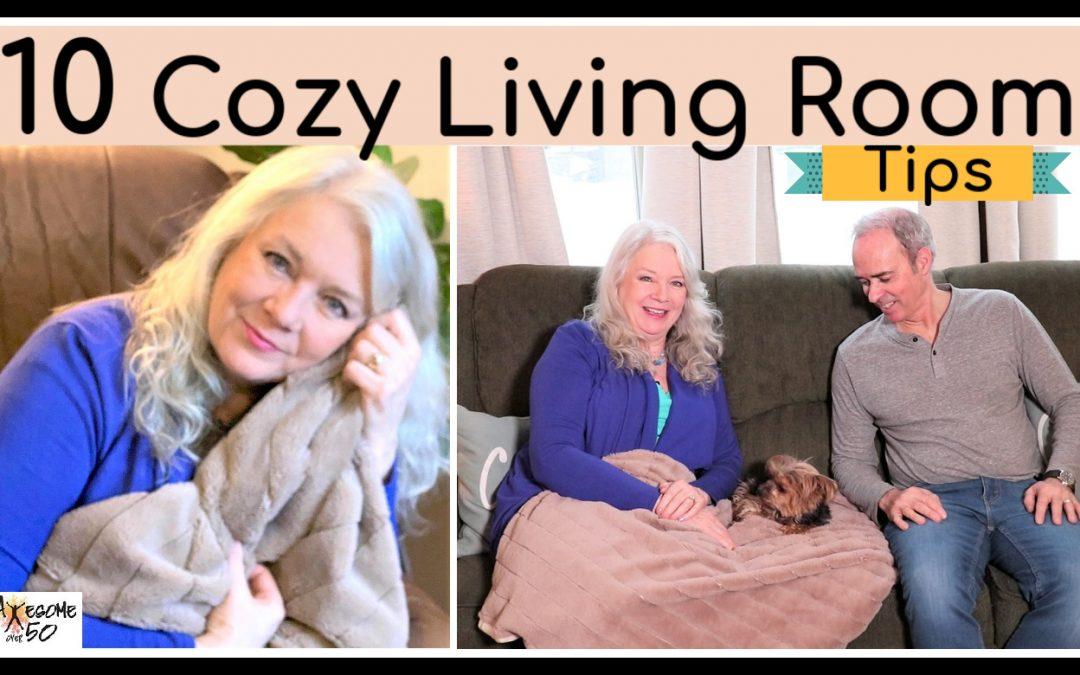 10 Cozy Living Room Tips