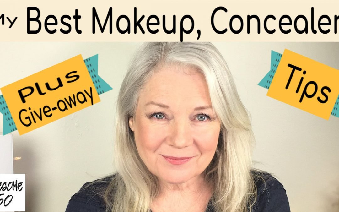 Concealer & Foundation Makeup Part 3 of 5 Part Series