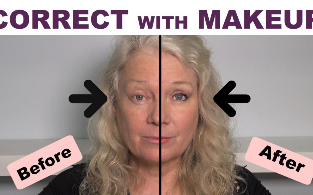 Correct Your Aging with Makeup, Eyes, Face, Lips etc…