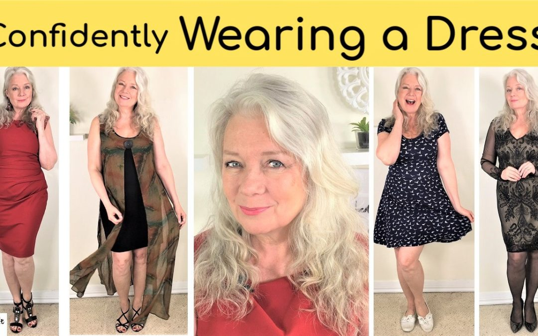 Confidently Wearing a Dress