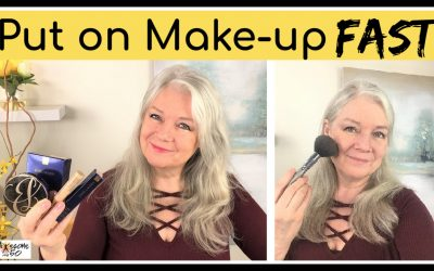 Apply Powder Foundation FAST Tutorial & Review