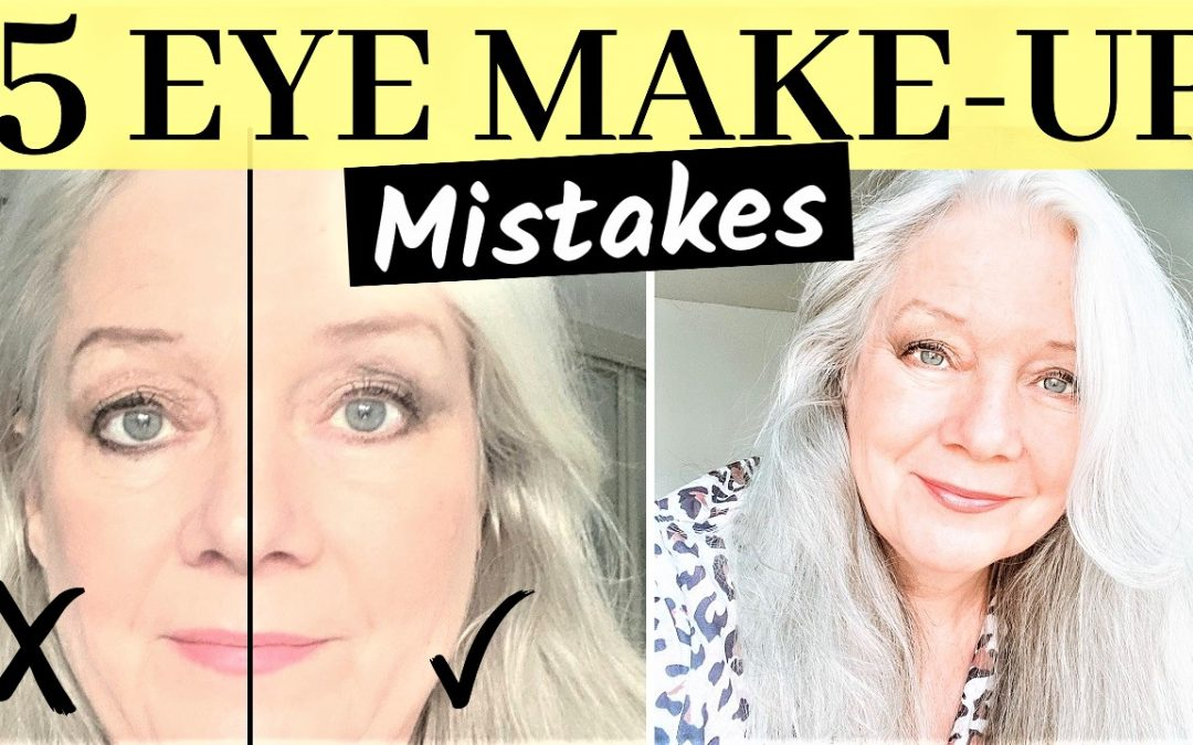 5 Eye Makeup Mistakes to Avoid if You're Over 50