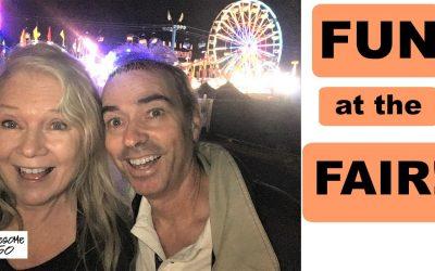 Fun-Time at the Local Fair & Amusement Park