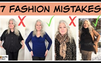 7 Fashion Mistakes & How to Fix Them