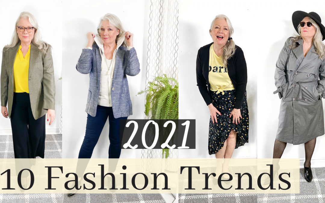 Fashion Trends for 2021 (10 Styles)
