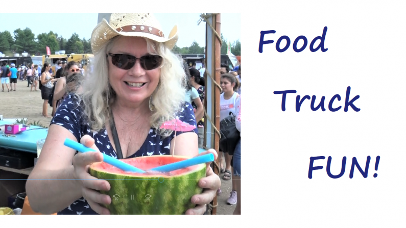 Food Truck Festival Fun