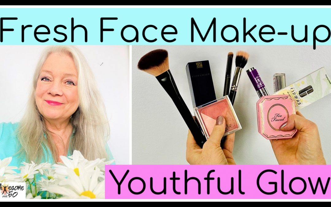 Youthful Glow Makeup with Tutorial
