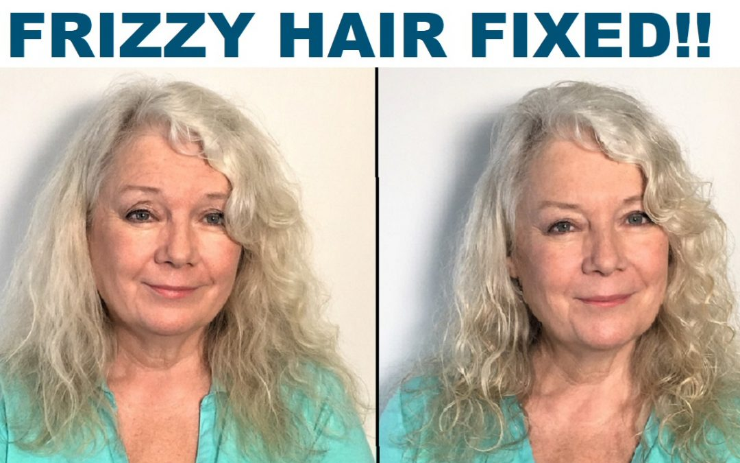 Still have frizzy hair? How I Fixed mine!