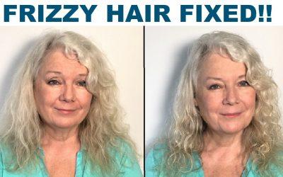 Still have frizzy hair? How I Fixed mine!