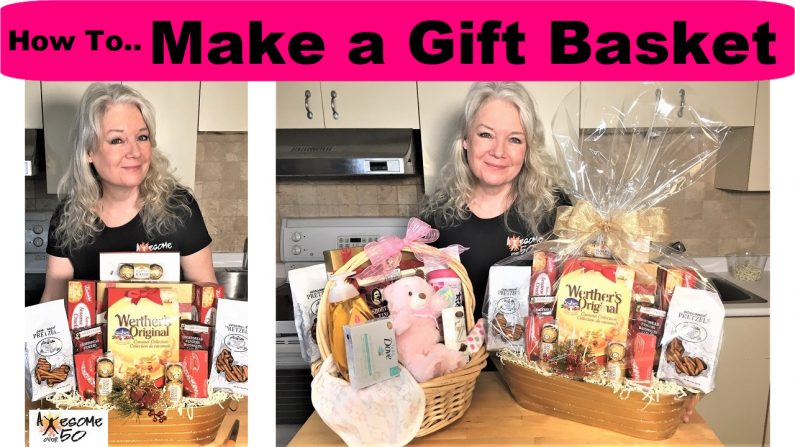 How to Make Gift Baskets