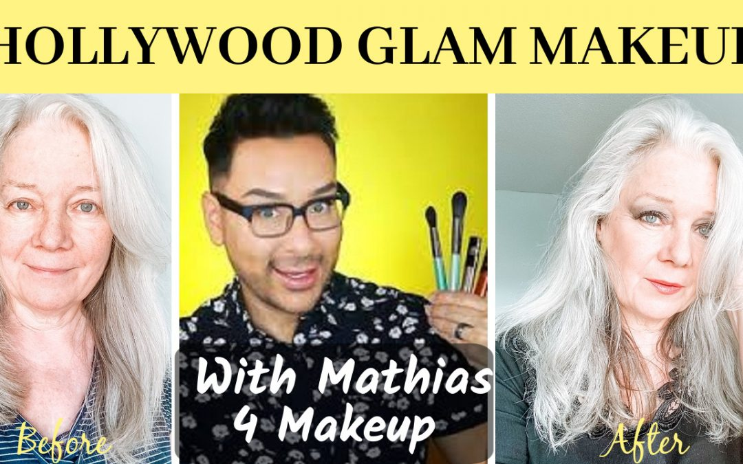 Glam Makeup for the Mature Woman