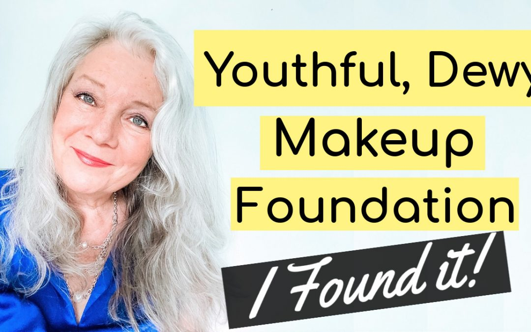 Glowing, Youthful Makeup Foundation