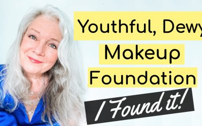 Glowing, Youthful Makeup Foundation