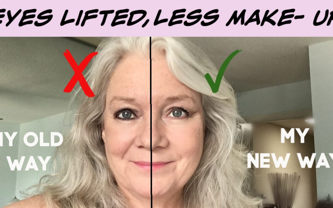 Natural Makeup Lift for Hooded Eyes
