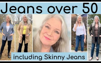 Fashion Over 50… Blue Jeans Styles