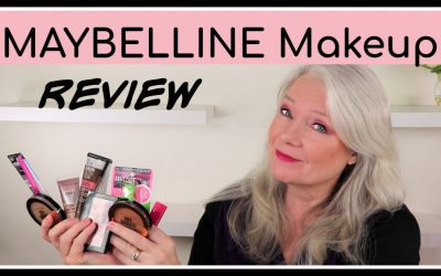 Maybelline Makeup Review