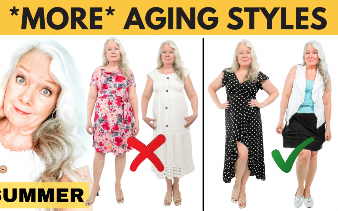 *MORE* Changing Summer Styles From Fashion That Ages You