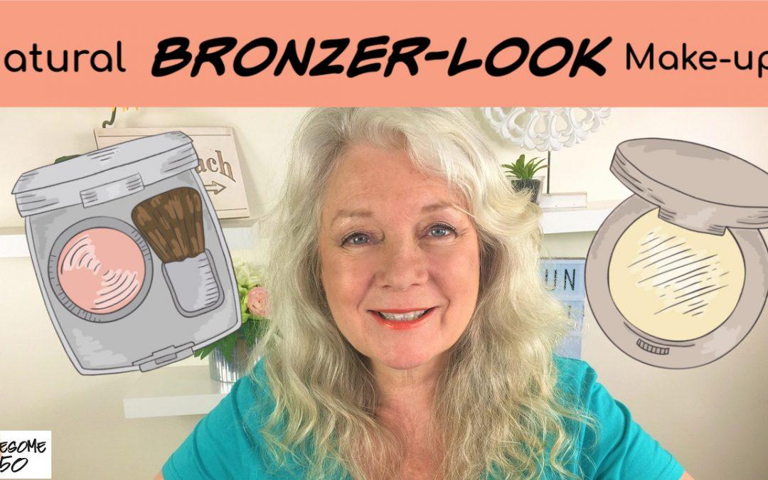 Natural Bronzed Makeup