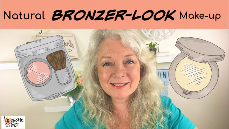 Natural Bronzed Makeup