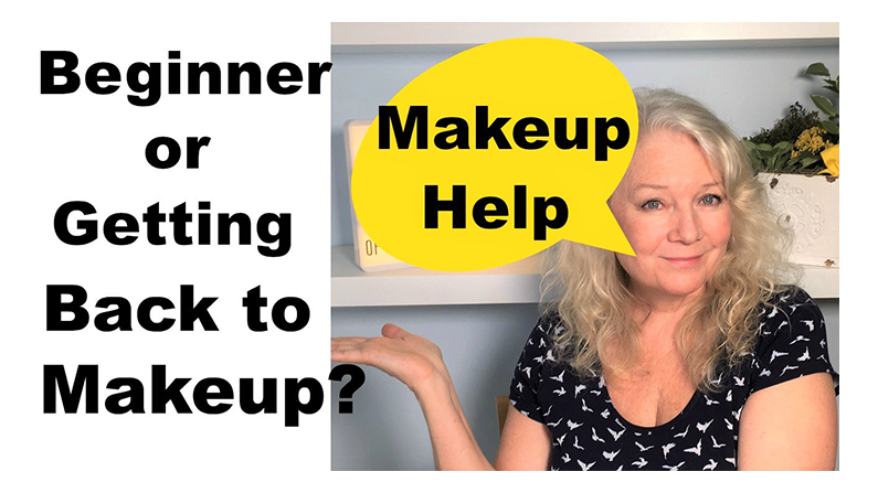 Beginner or Returning to Makeup Tutorial