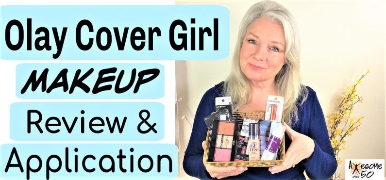 Covergirl/Olay Simply Ageless Makeup Review