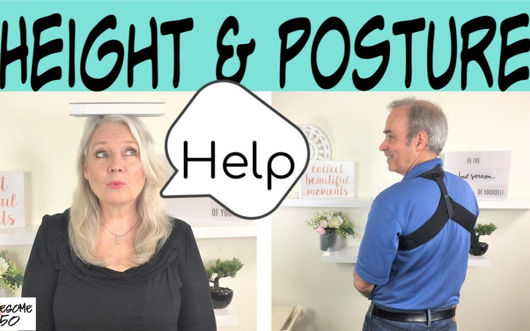Posture Tips & Help