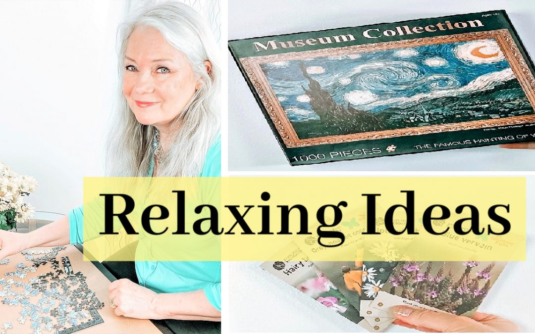 5 Relaxation Ideas To Do At Home