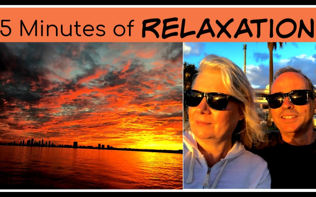 5 Minute Relaxation Video (with piano music)