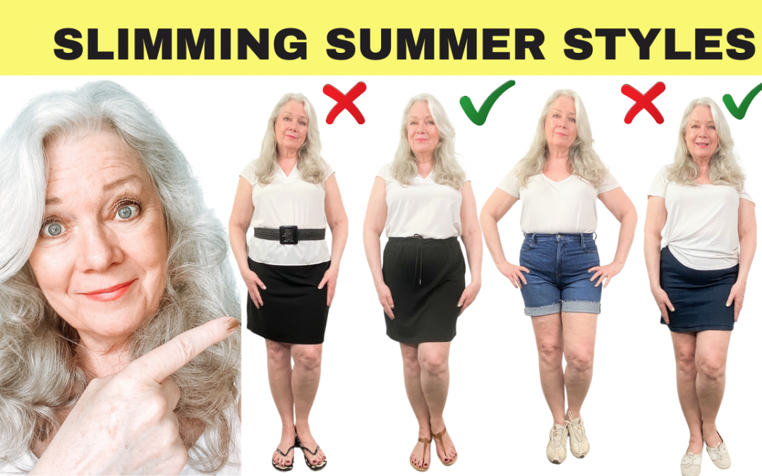Slimming Summer Outfit Styles