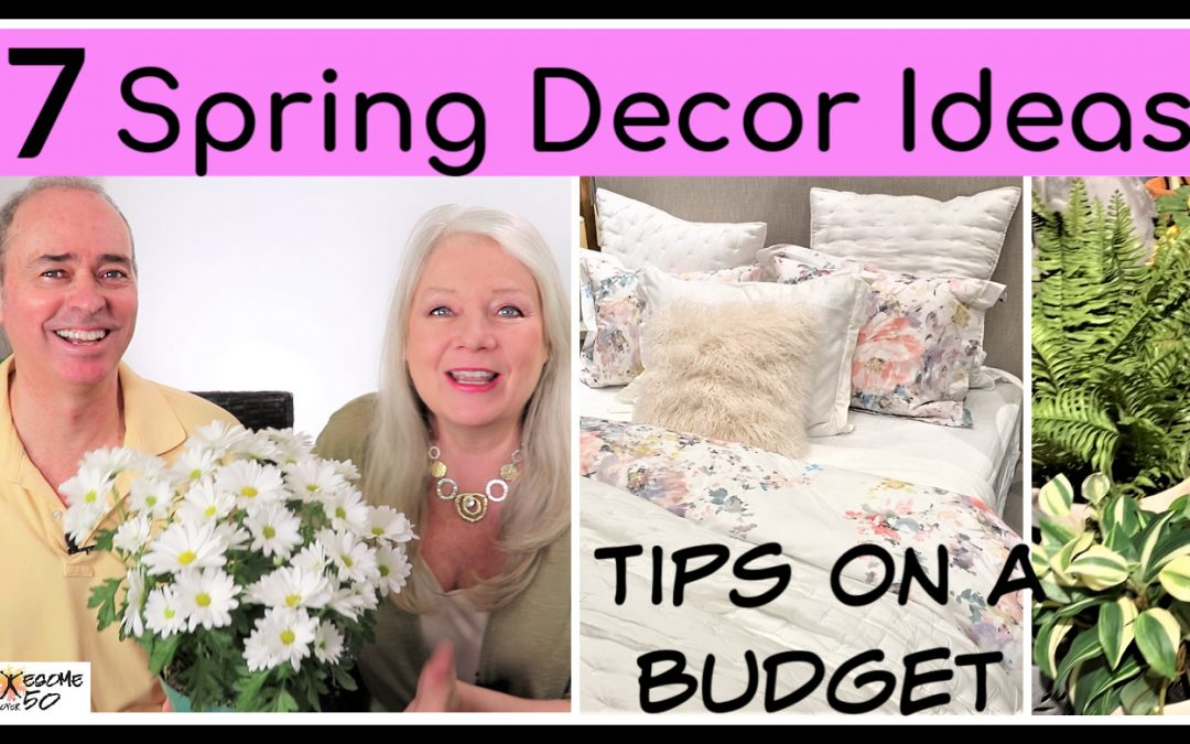 7 Spring Decor Tips To Do Today