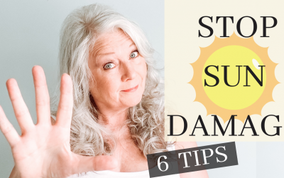 Stop Sun Damage With These 6 Tips