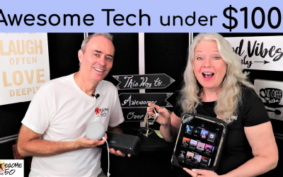 5 Favorite Tech Items under $100.