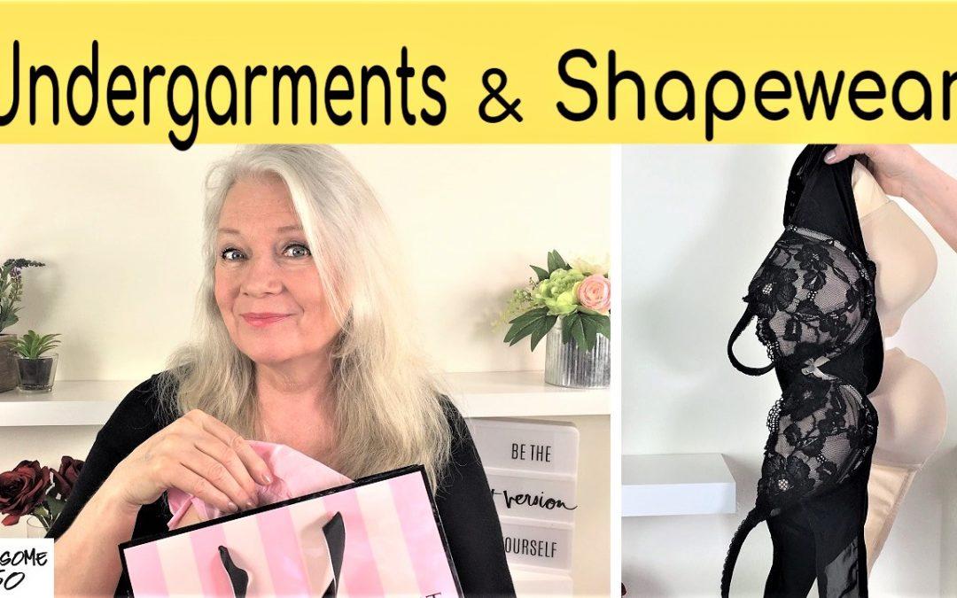 Undergarments, Bras & Shapewear, Oh My!!