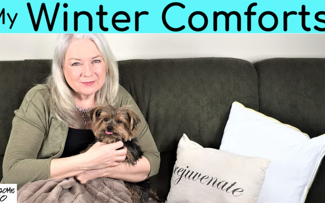 5 Winter Comfort Items